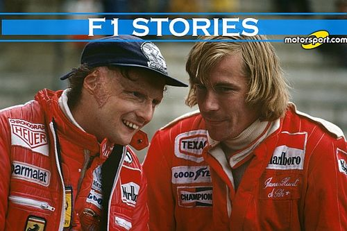 F1 Stories: Lauda e Hunt, come il diavolo e l'acqua santa