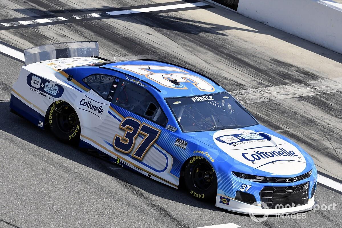 Ragan, Preece lock themselves into Daytona 500 field