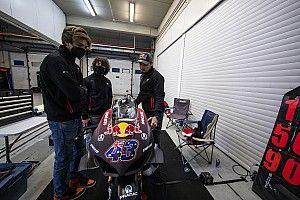 Vídeo: así preparó Ducati la temporada de MotoGP en el test de Jerez