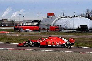 Tes Ferrari: Sainz Sukses Tingkatkan Catatan Waktu