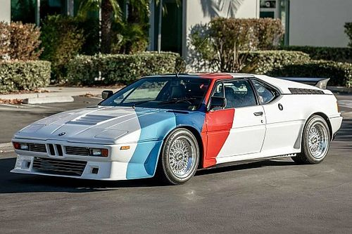BMW M1 Langka Milik Paul Walker Dijual
