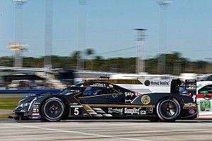 Cadillac domina tras cuatro horas en Daytona 2021