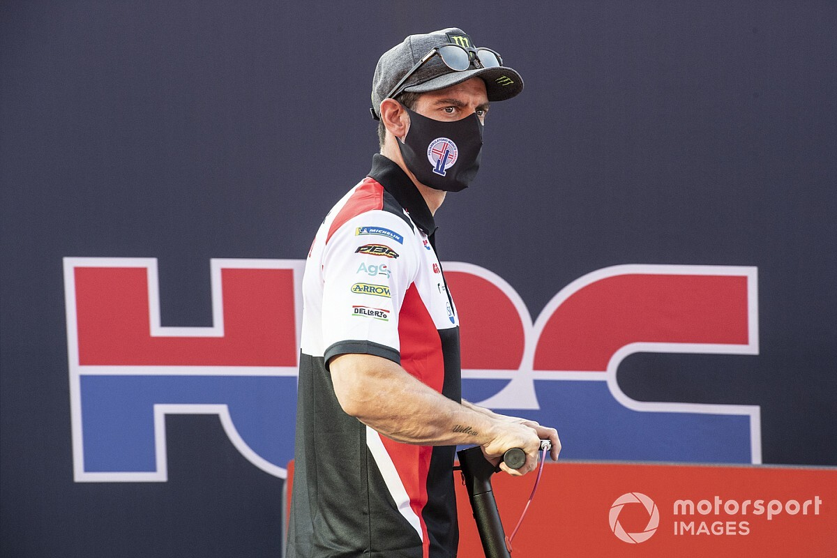 """Crutchlow: """"Cuando llegué a MotoGP nunca pensé que podía llegar hasta aquí"""""""