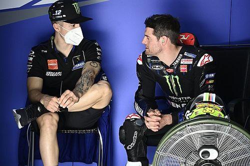 "Crutchlow: Vinales is not a ""dangerous"" MotoGP rider"