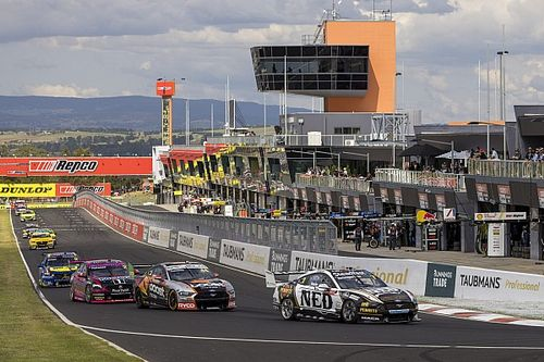 Bathurst 1000 could replace Gold Coast as Supercars finale