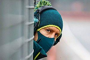 """Vettel: """"Hemen kazanmamız zor ancak hedefimiz bu"""""""