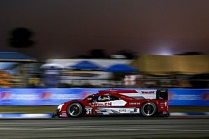 Sebring 12H: Derani continues AXR domination in night practice