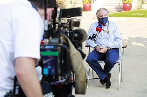 Jean Todt: Al dejar la presidencia de la FIA escribiré un libro