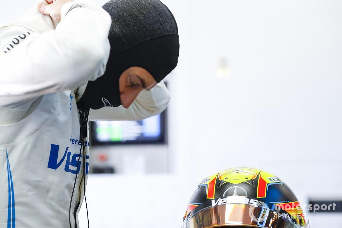 Vandoorne flying to Bahrain, but unsure about Mercedes' plans