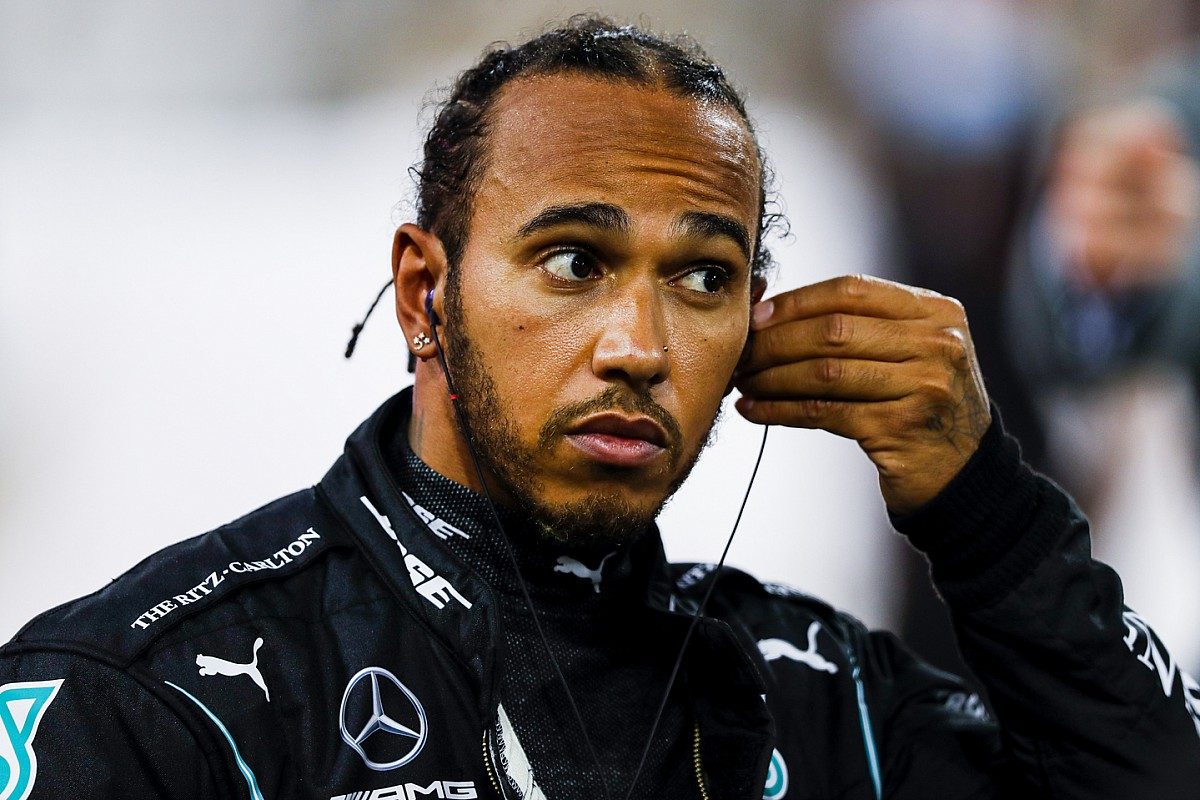 Hamilton tests positive for COVID-19, will miss Sakhir GP
