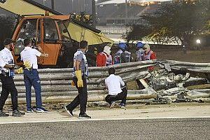 Dochodzenie w sprawie wypadku Grosjeana
