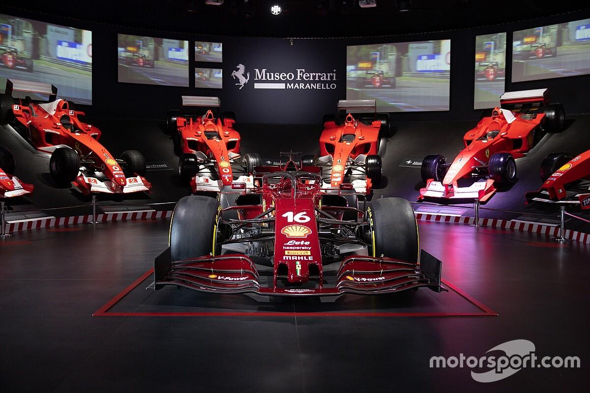 Ferrari: la SF1000 replica del Mugello all'asta su Sotheby's