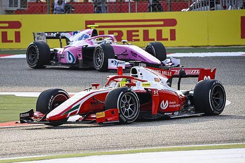 Klasemen Akhir F2 2020: Mick Schumacher Lanjutkan Tradisi Pembalap Jerman