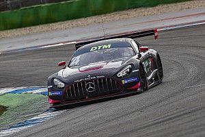 Mercedesy na czele testów DTM