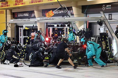 Mercedes: il momento chiave è stato nel primo pit stop