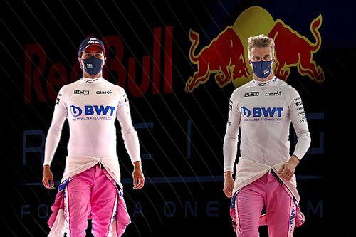 Pérez o Hulkenberg: ¿Cuál es la mejor opción para Red Bull?