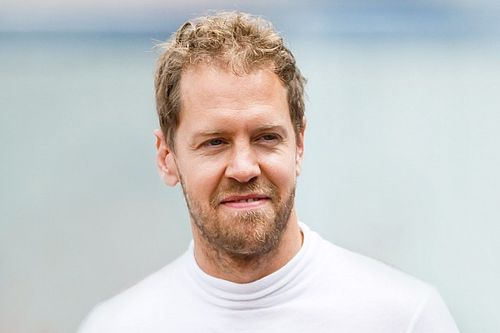 Geen zorgen om anderhalve testdag voor Aston Martin bij Vettel