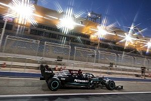 F1プレシーズンテスト2日目午後|王者メルセデスが本領発揮? ボッタスが総合トップ、ガスリーが続く