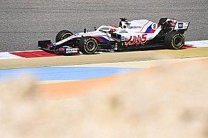 Mazepin verklaart bijna-crash op tweede F1-testdag