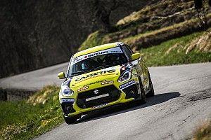 Suzuki Rally Cup: al Ciocco è trionfo per Goldoni-Macori