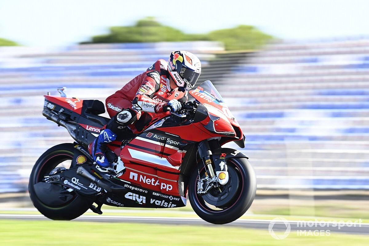 Marquez helyettesítése: Dovizioso menedzsere várja a Honda hívását