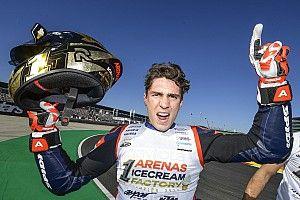 Arenas, Ogura e Fernandez provano la Moto2 a Portimao