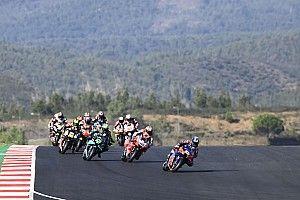 El vuelta a vuelta del Gran Premio de Portugal 2020 de MotoGP