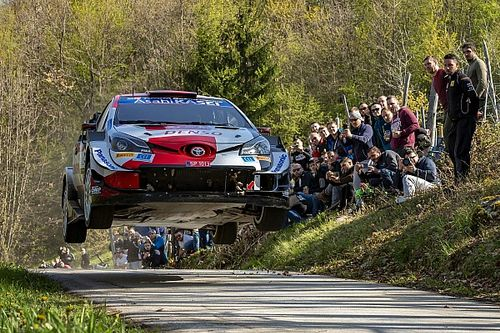 ES19 - Evans gère la pression avant la Power Stage