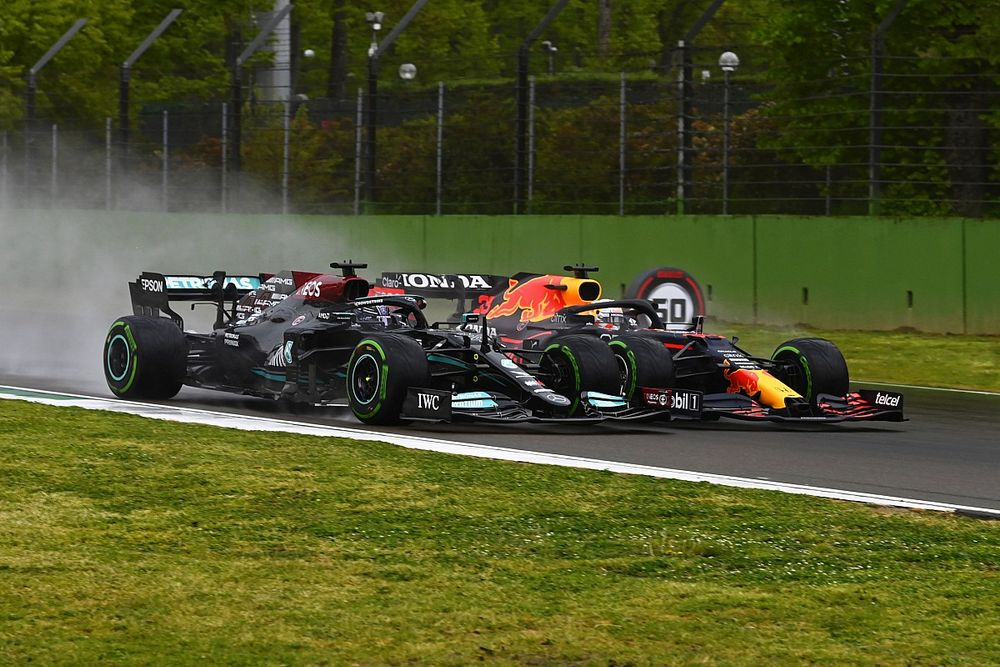 Hasil Lomba F1 GP Emilia Romagna: Verstappen Berkelas