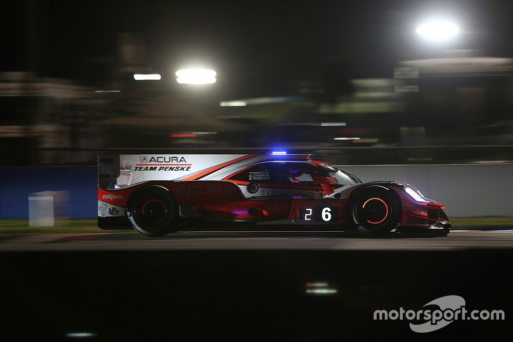 Sebring 12 Hours: Acura leads with three hours to go