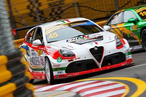 Alfa Romeo: le Giulietta TCR di Romeo Ferraris sempre in azione