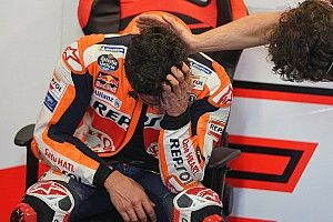 """Marquez """"exploded"""" with emotion after """"dream"""" MotoGP comeback"""
