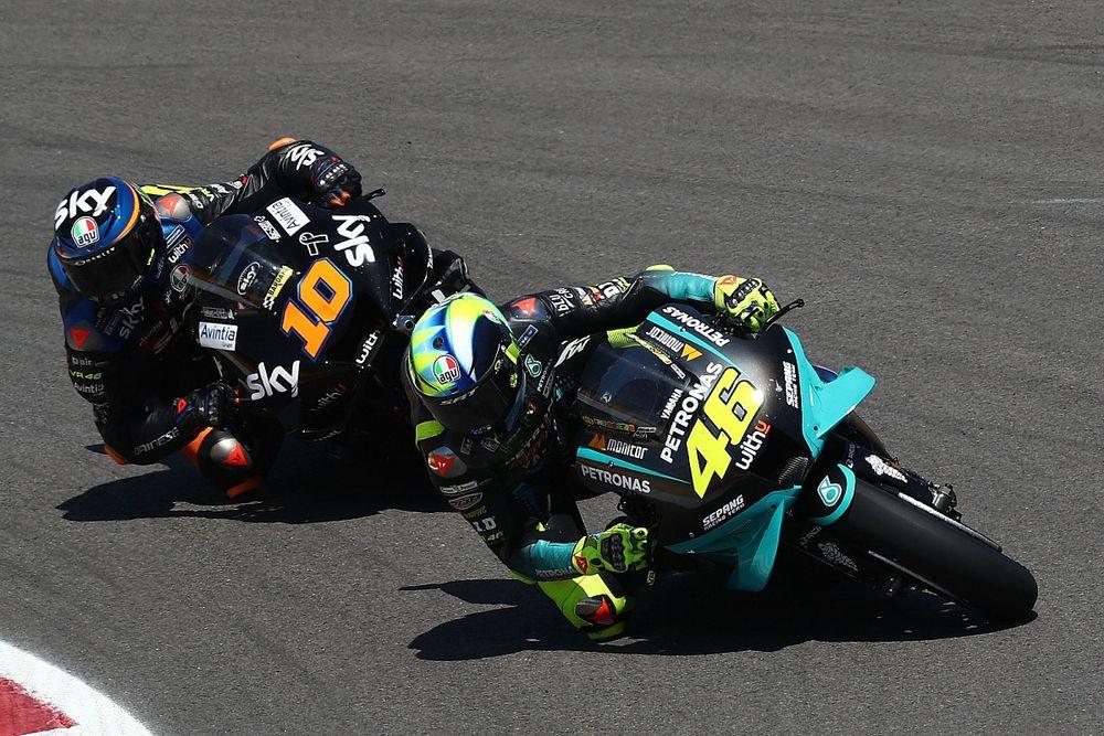 VR46 se da diez días para decidir con qué moto desembarcará en MotoGP