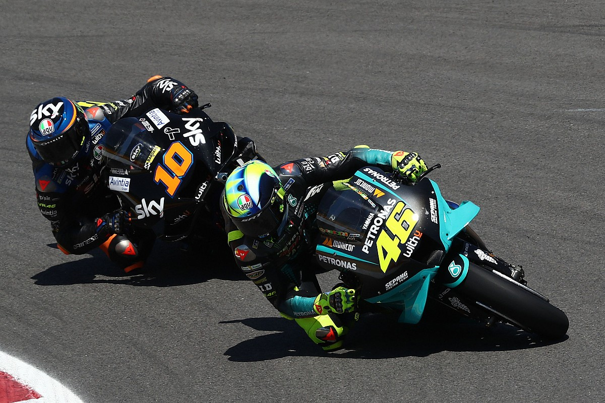 Motogp Calendar 2022.Vr46 Team Will Race In Motogp From 2022 With Saudi Backing