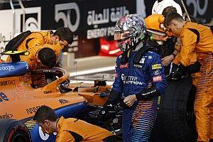 A McLaren nagyon büszke Norrisra a mentális egészséggel kapcsolatos munkája miatt