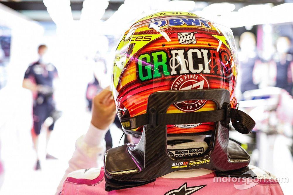 Sergio Perez őszinte nyilatkozata első Red Bull-os napja után