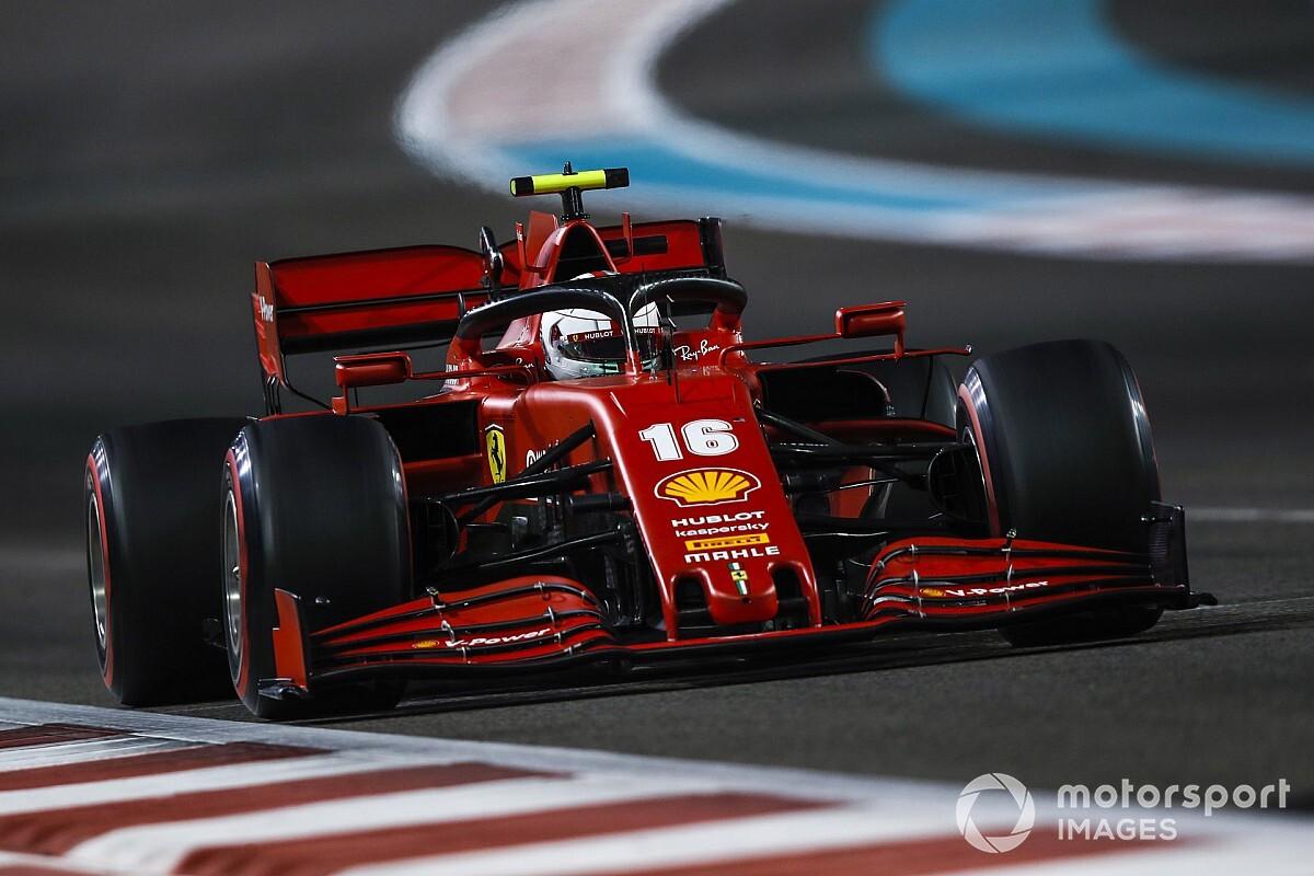"""Leclerc: """"Umarım 2021 daha iyi bir sezon olur!"""""""