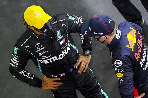Pemasok Masker Formula 1 Diinvestigasi dan Didesak Tarik Produknya