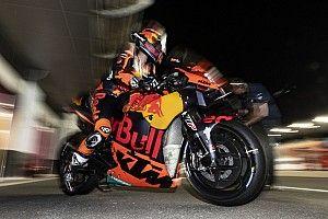 KTM raakt 'niet ontmoedigd' door tegenvallende MotoGP-test