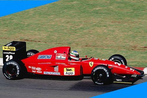 Ferrari F92A: una delle Rosse peggiori di sempre