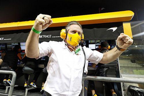 A McLaren bejelentette, hogy folytatják-e a CNBC-vel