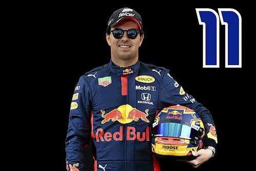 ¡Sergio Pérez, confirmado piloto de Red Bull para la F1 2021!