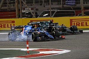 Vettel: A feladatom, hogy jól vezessek, ami ma nem sikerült