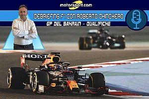 Podcast: Chinchero analizza le Qualifiche del GP del Bahrain