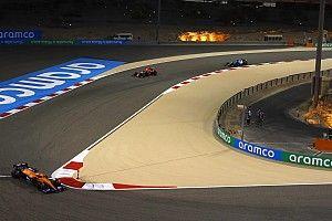 Stratégie - Les données avant la course du GP de Bahreïn 2021