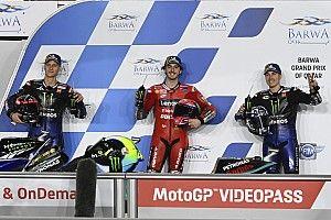 Katar MotoGP: Bagnaia pole pozisyonunu kazandı, Quartararo ikinci oldu
