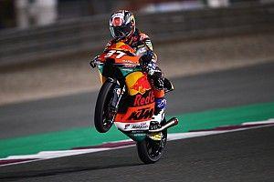 Debut Sensasional Acosta di Moto3 Qatar
