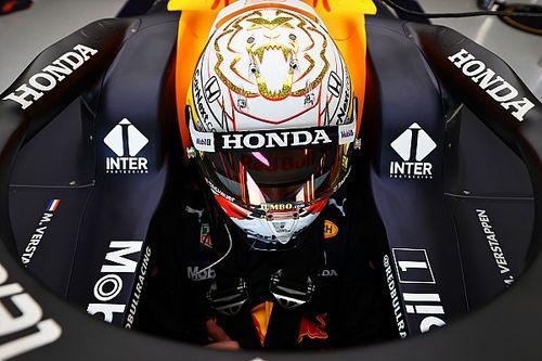 """Verstappen : """"On a travaillé avec Honda, et c'est prometteur"""""""