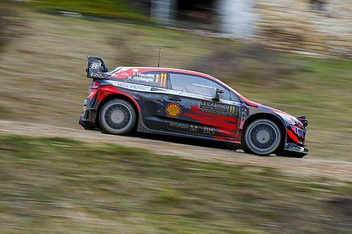 WRC, Monte-Carlo, PS10: Neuville, tempo pazzesco sulla neve