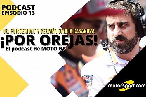 "Podcast 'Por Orejas' - ""No vería normal que Honda fiche a Dovizioso"""